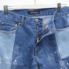 画像6: PATCHWORK DENIM PANTS 全2カラー メンズ (6)