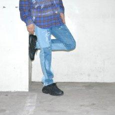 画像18: PATCHWORK DENIM PANTS 全2カラー メンズ (18)