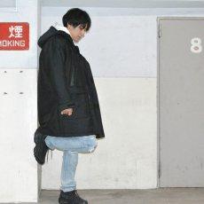 画像15: 【YouTube「戦国炒飯TV」着用アイテム】DAMAGE PAINTTED DENIM 全3カラー メンズ (15)