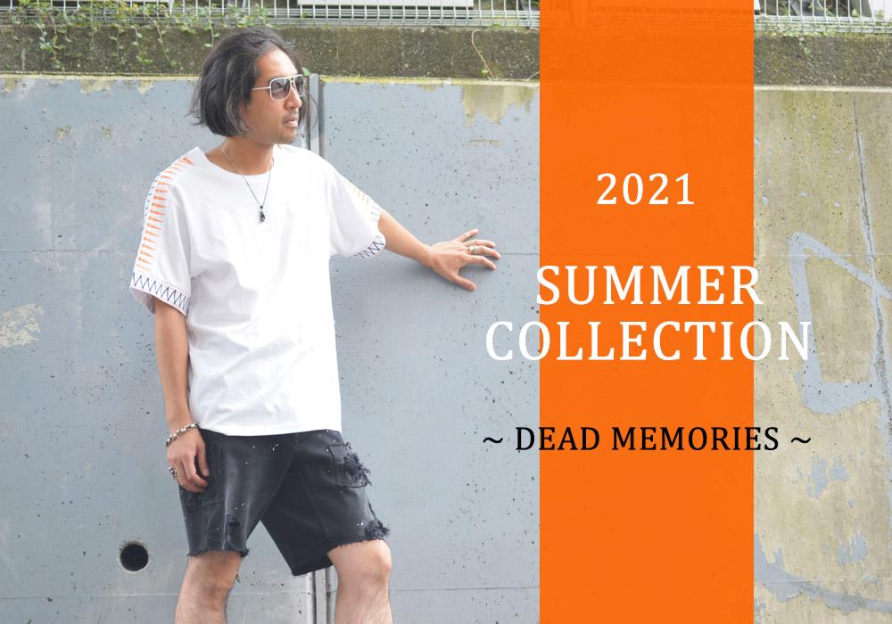 2021 SUMMER COLLECTION,ハーレムラウンジ,harlemrounge