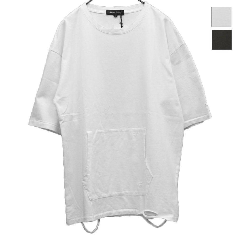 画像1: ダメージTシャツ 全2カラー ユニセックス (1)