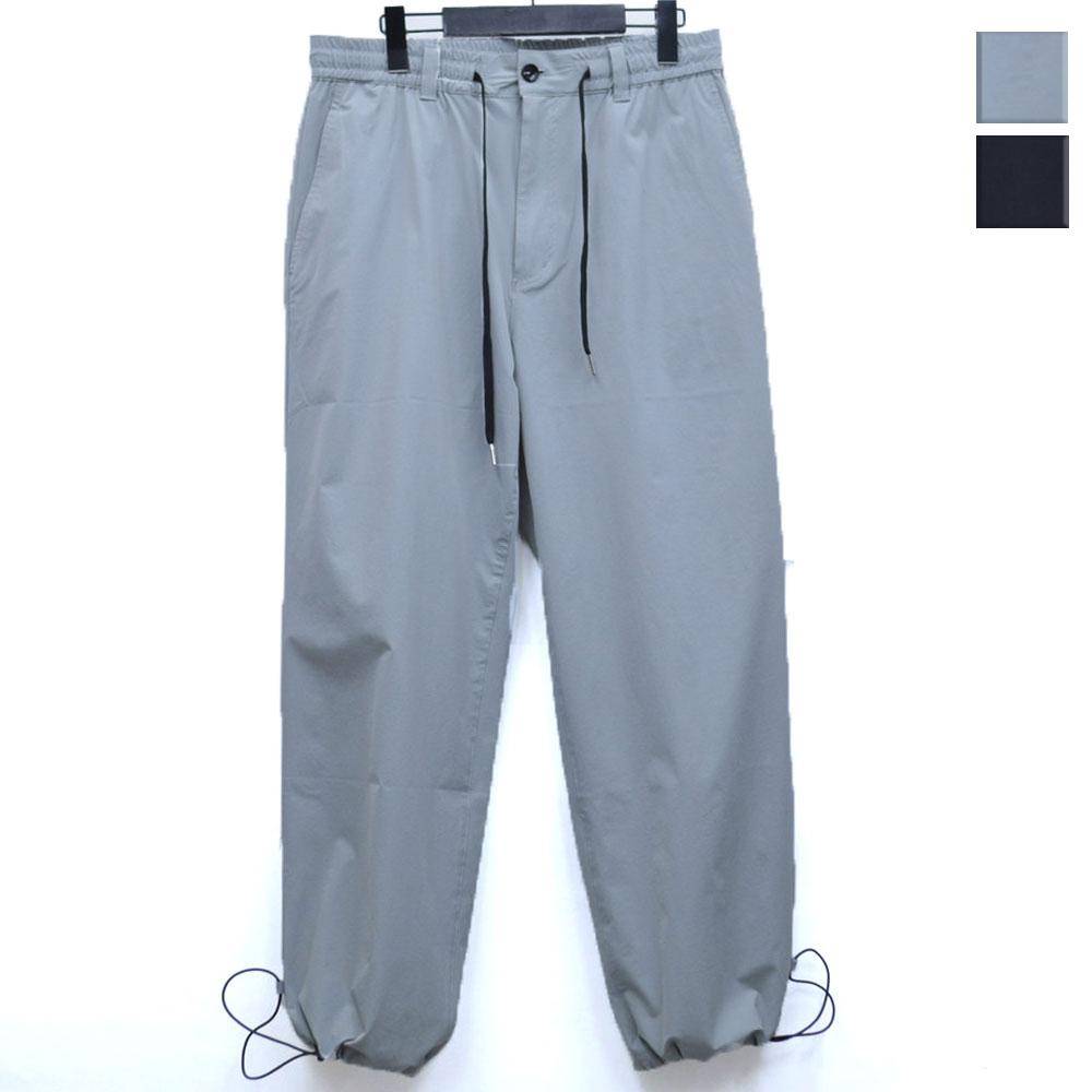 画像1: 【テレビ「所ジャパン」着用アイテム】ナイロンコードパンツ 全2カラー メンズ (1)